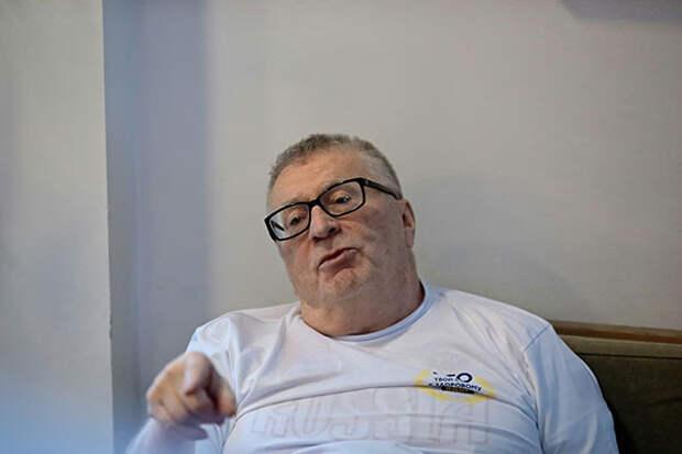 Жириновский предложил сделать Фургала начальником Дальнего Востока
