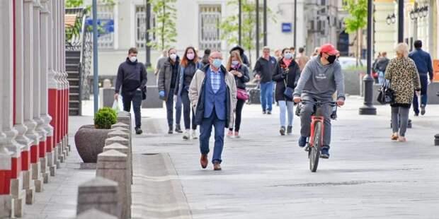 Собянин: Пропуска и самоизоляция в Москве отменяются с 9 июня / Фото: mos.ru