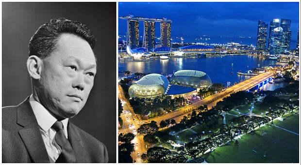 ЧудоЛи Куан Ю, или Как Сингапур победил коррупцию истал финансовым центром Азии