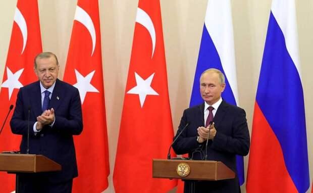 Ahvalnews: Россия преподала урок Турции и Китаю по запугиванию ЕС