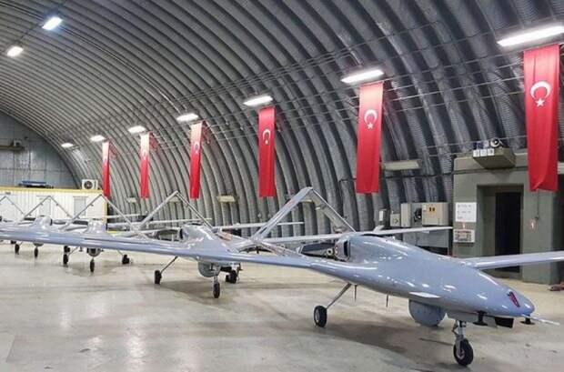 Турецкие беспилотники все: Австрия отказалась поставлять двигатели для «Bayraktar»