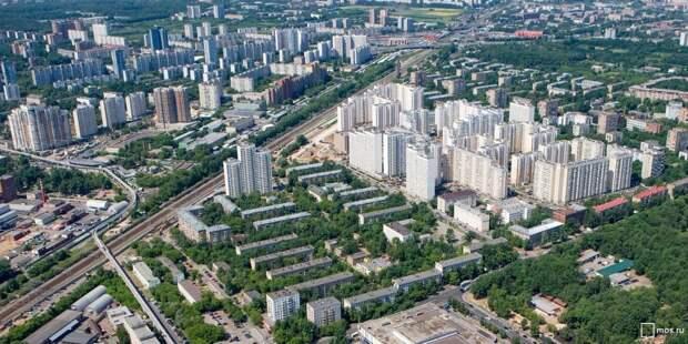 Стоимость одного «квадрата» в Войковском почти не изменилась с апреля