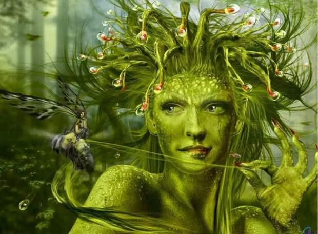 Удивительное и непознанное в растениях