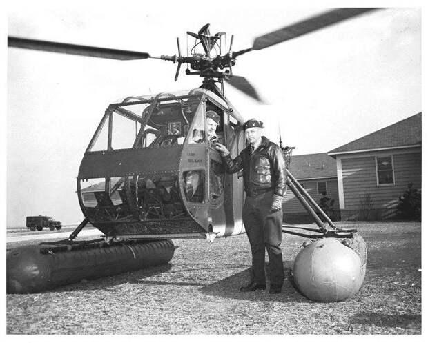 Вертолёты на фронтах Второй мировой