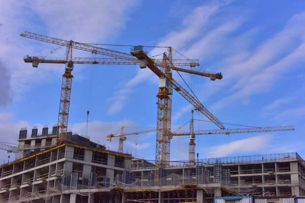 Жилой дом на 172 квартиры по реновации построят в Бабушкинском до конца года