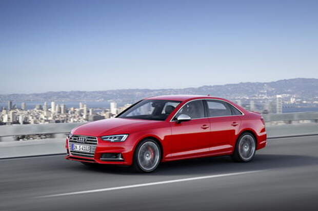 Audi приостановила продажи из-за неверного расхода топлива