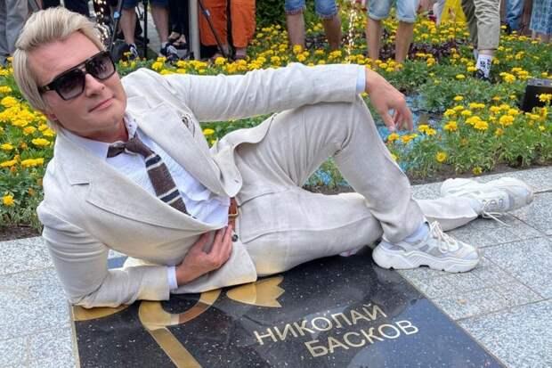 """Стало известно имя влиятельного покровителя Баскова: """"Я даже скучаю, когда мы долго не видимся"""""""
