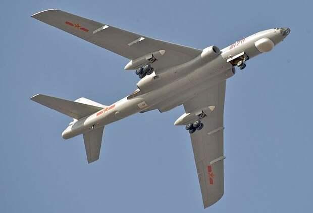 В Сети опубликована видеозапись уничтожения ВВС Китая самой защищенной авиабазы США