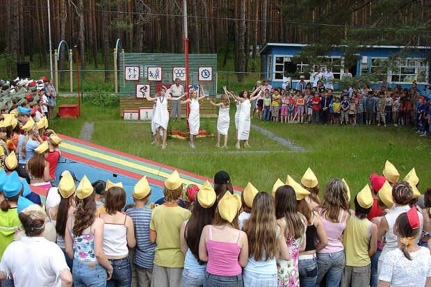 В Костромской области назвали дату открытия детских лагерей