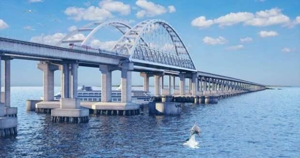 На Крымском мосту усилены меры безопасности