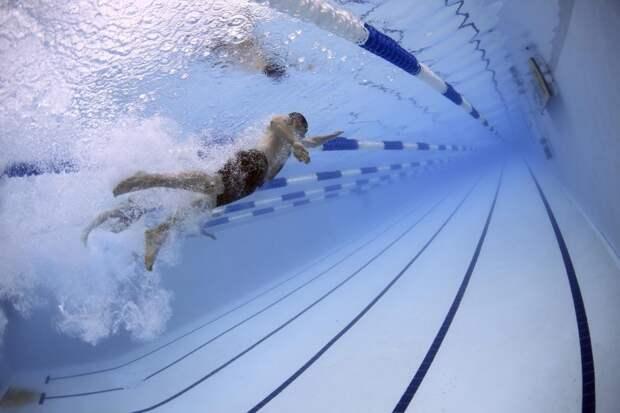 Занятия плаваньем для детей доступны в бассейне на Большой Академической