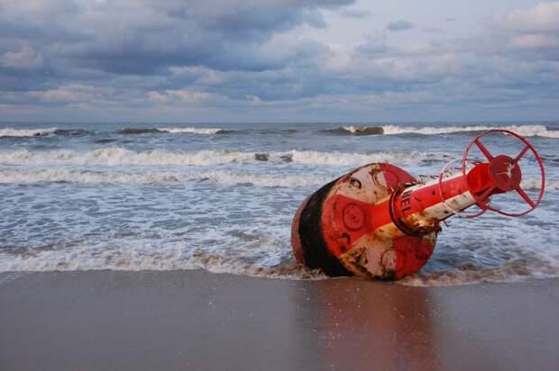Житель Удмуртии похитил буй с акватории Камы