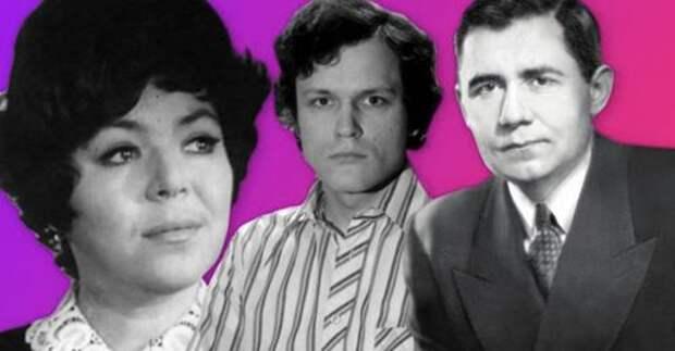 Тест: Слабо отгадать по фото 7 людей, которых точно знали твои родители?