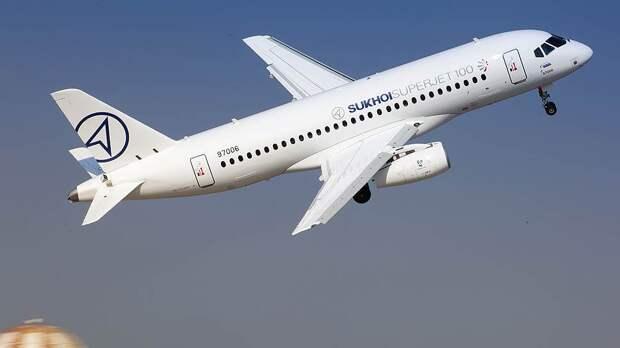 SSJ 100 улетят в Европу на льготных условиях