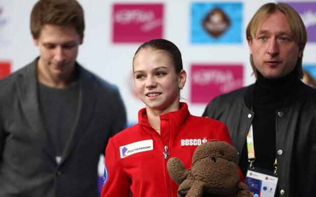 Бестемьянова: «Не надо вешать все на тренеров. Плющенко — не мальчик для битья»