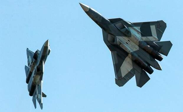 «Истребитель Путина» идет в серию: ОАК завалит армию Су-57, а ей столько не надо