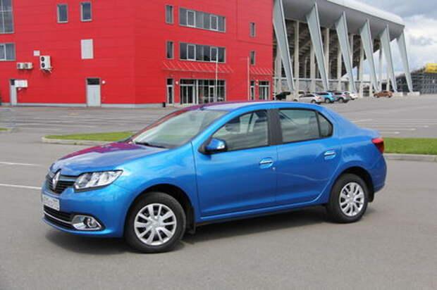 Renault Logan  – неубиваемый