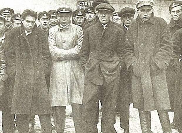 «Черные мстители»: банда, которая держала в страхе всю Москву