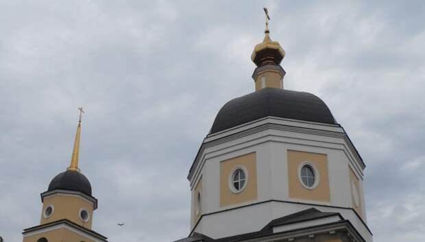 Храм Рождества Христова в Черкизове. Фото: Дмитрий Сорокин