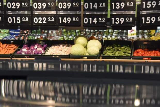 Годовая инфляция в РФ в феврале ускорилась до 5,7% - Росстат