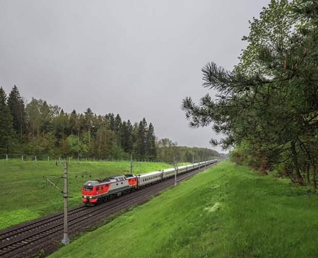 Россияне выбирают Крым для путешествий на поезде этим летом