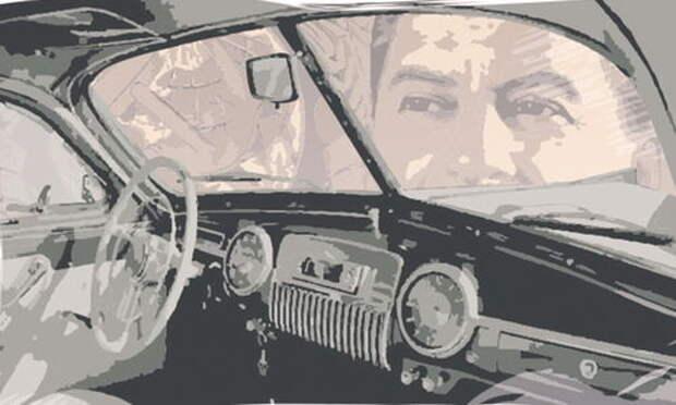 Советский лимузин: а стекла-то на саморезах!