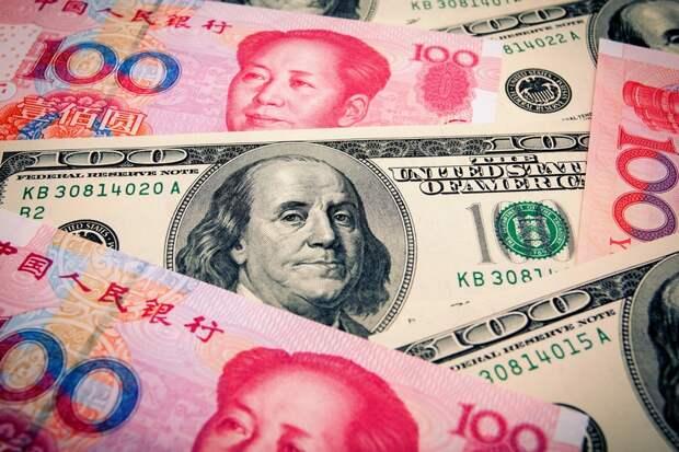 На долларе и юане мир клином не сошёлся.
