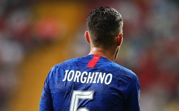 У полузащитника «Челси» Жоржиньо ушиб колена