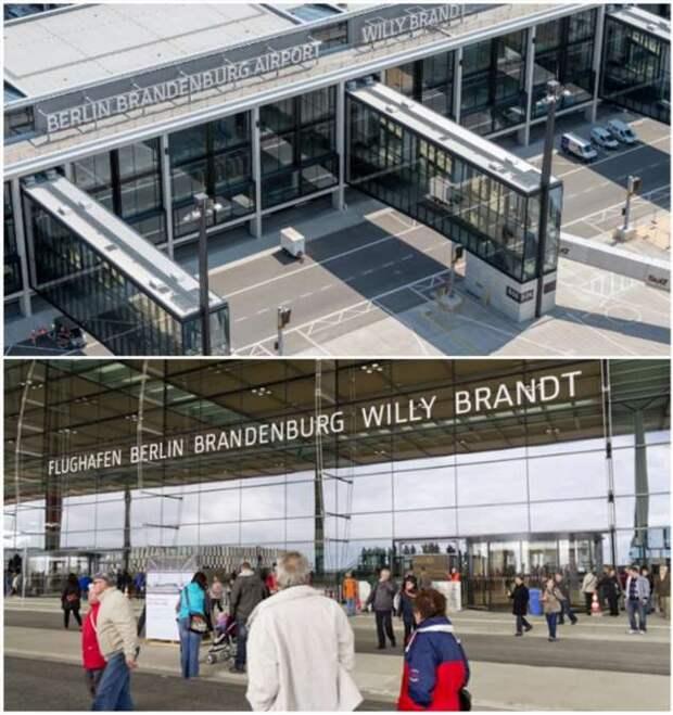 Хваленое немецкое качество, или Как в Берлине аэропорт через 14 лет сдали