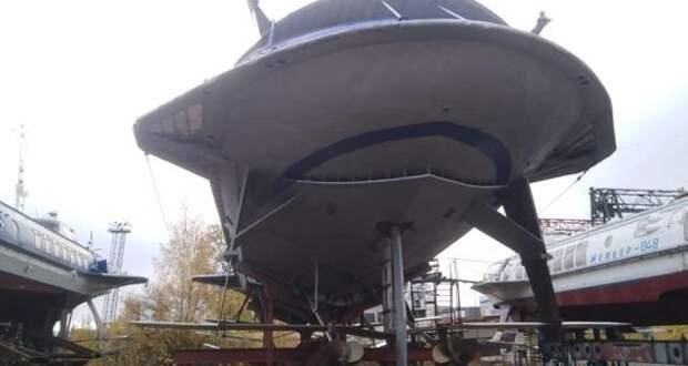 «Кометы» для Крыма нашли на «Авито»