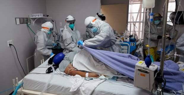 За сутки в Саратовской области от коронавируса умерли шесть человек