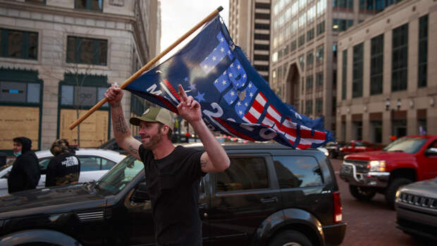 Политолог Гаспарян оценил возможность гражданской войны в США после выборов