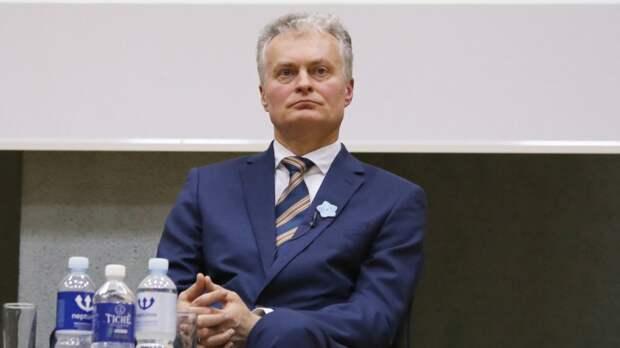 Литва намерена требовать компенсации у ЕС за санкции против Белоруссии