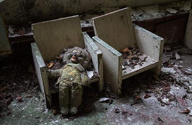 Чернобыльский сезон: туристы в зоне