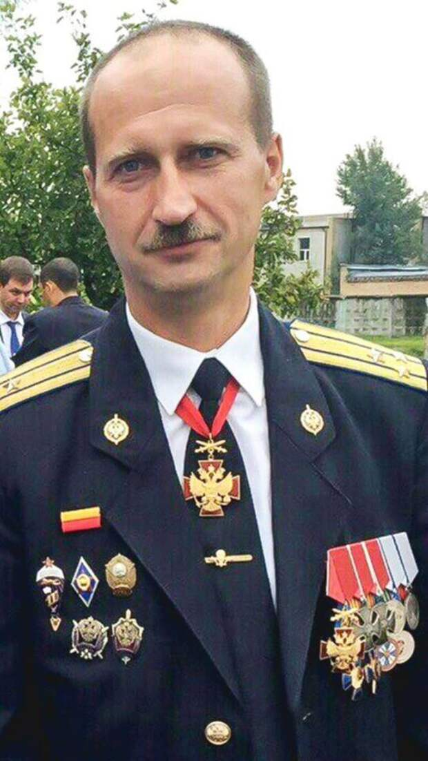 Полковник БОГОМОЛОВ Александр Станиславович