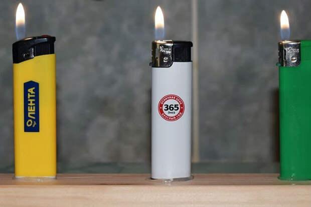 Проверяем, сколько времени может гореть зажигалка пока не перегреется. Видео