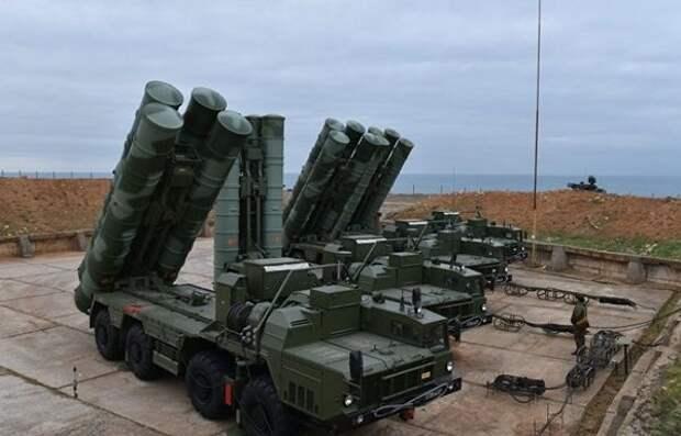 США грозят Анкаре санкциями из-за российских С-400