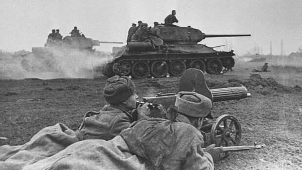 Минобороны опубликовало документы о Будапештской операции советских войск