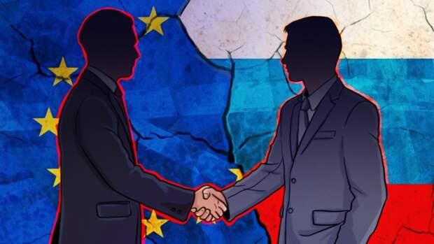 Стабильные отношения с РФ стали предвыборной программой Макрона и Меркель