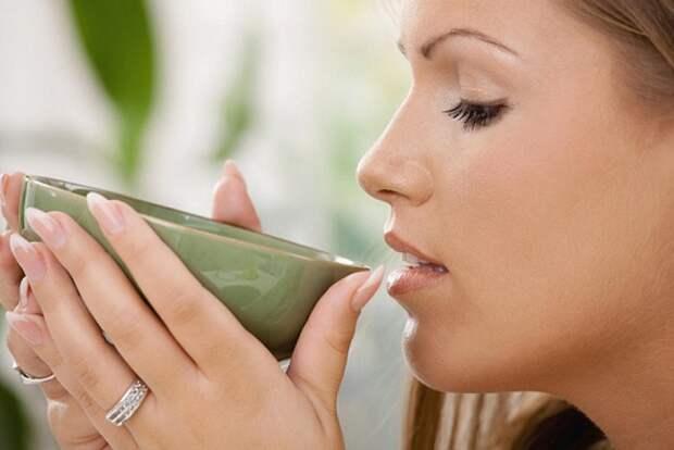 9. Средство для свежего дыхания использование, пакетик, чай