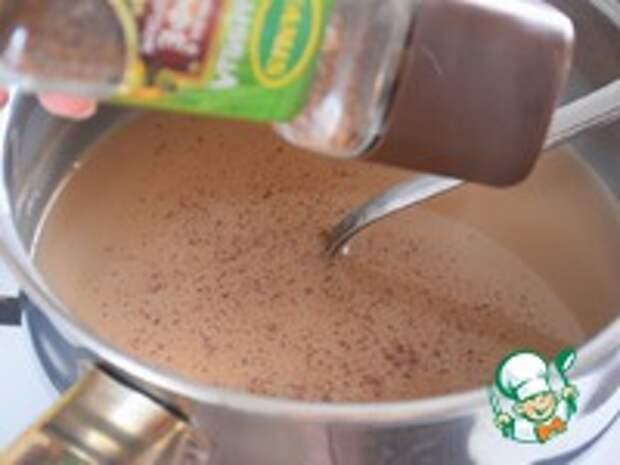 Кофейный кисель ингредиенты