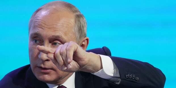 Не Путина вина в наших бедах – а той дурной системы, что мы сдуру выбрали