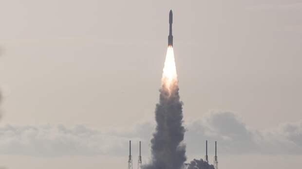 Космический корабль Crew Dragon стартовал к МКС