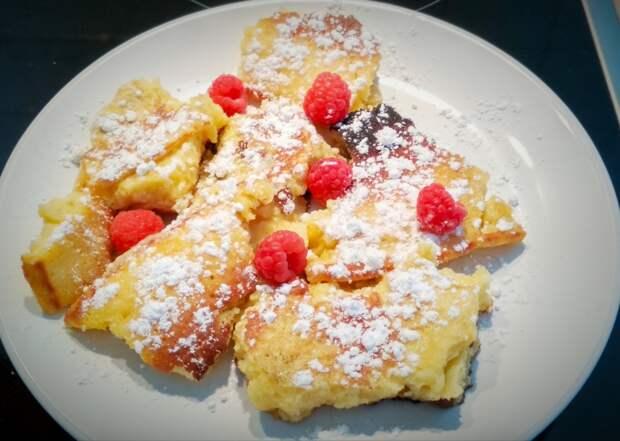 «Императорский омлет» — готовим королевское блюдо к завтраку