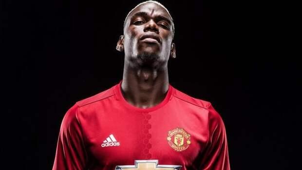 «Манчестер Юнайтед» может сделать Погба самым высокооплачиваемым игроком чемпионата Англии