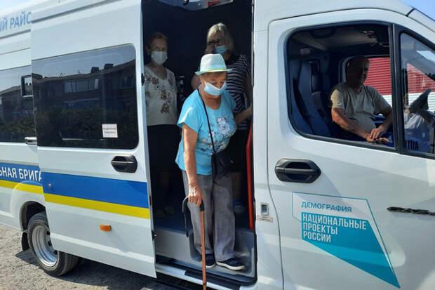 В два раза больше пожилых людей региона включились в программу долговременного ухода в 2021 году