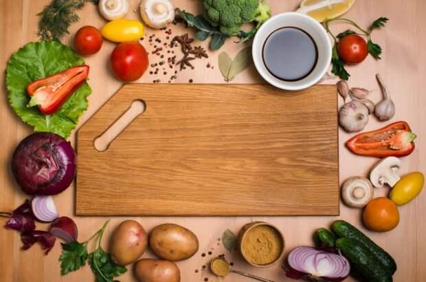 Постные продукты, содержащие необходимые витамины