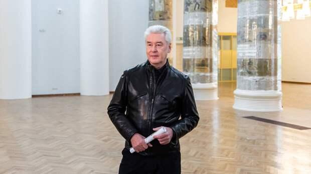 Сергей Собянин рассказал о развитии Москвы во время пандемии COVID-19