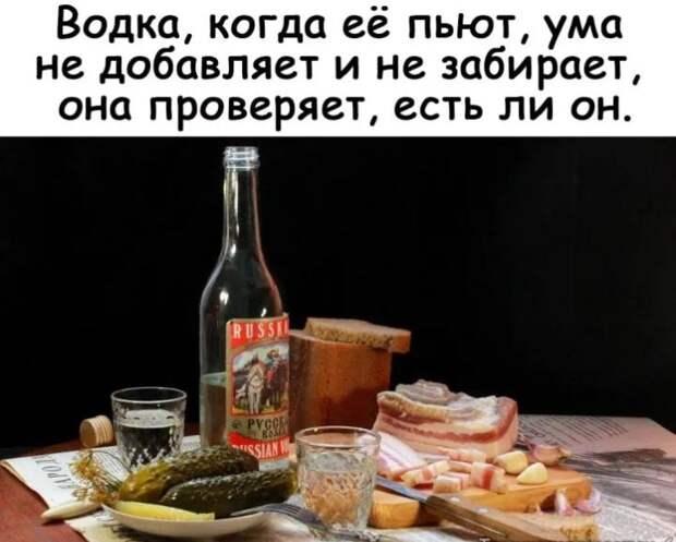Жена - мужу:  - Hе понимаю, как можно проводить все воскресенье в пивном баре?...