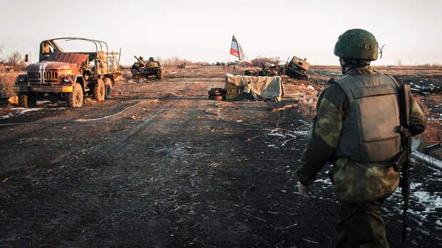 Один человек погиб при обстреле территории ДНР